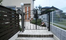 門扉のイメージ