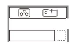 II 型のキッチン