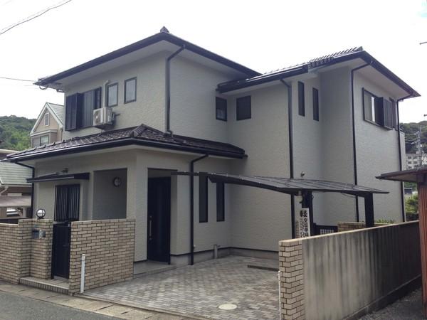 北九州市門司区 T様邸 外壁屋根塗装工事