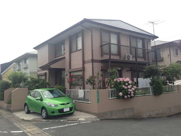 北九州市八幡西区 N様邸 外壁屋根塗装工事