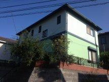 一戸建ての屋根塗装事例<ガイナ>