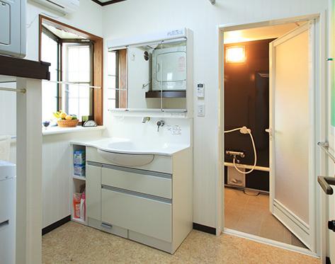 キッチン・外壁補修と一緒に行った大規模なリフォーム
