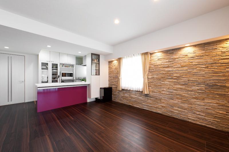 デザイン重視で上質感のある家に。
