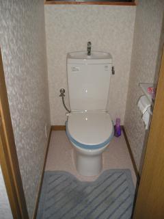 清潔感を常に感じることができるトイレ