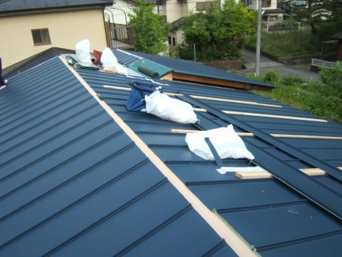 屋根のリフォームで安心できる暮らしを