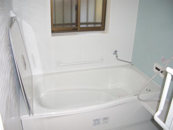 こだわりの浴室空間