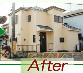 家を守る外壁塗装と屋根塗装