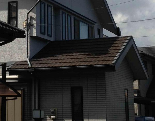 屋根塗装 北九州市八幡西区 M様邸【屋根】