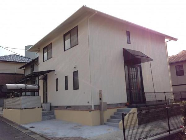 外壁塗装 北九州市八幡西区 U様邸【外壁】