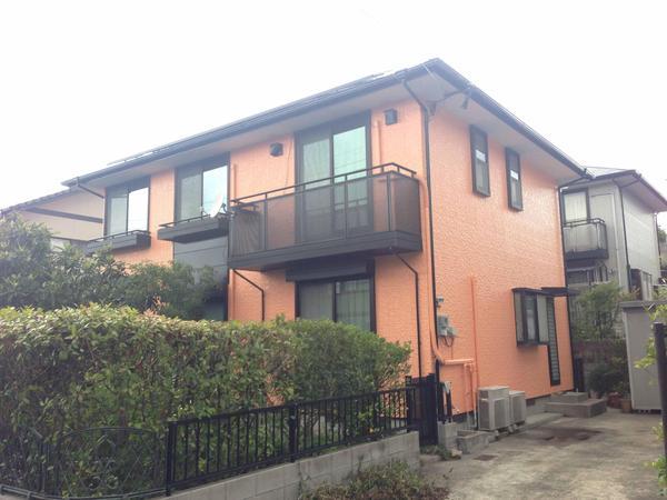 外壁塗装 北九州市八幡西区 Y様邸【外壁】