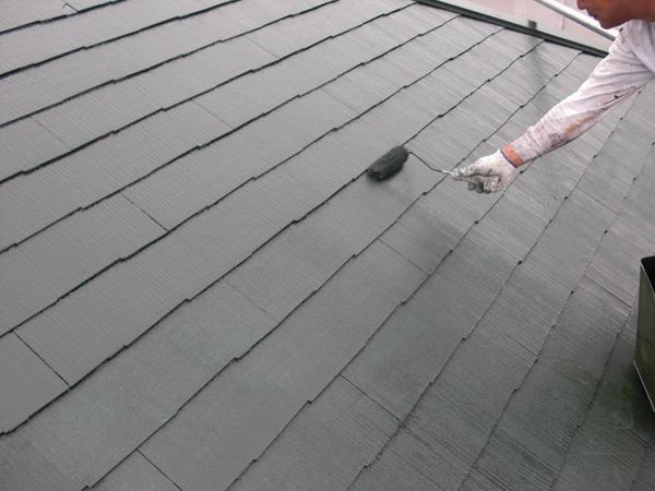 屋根塗装 北九州市八幡西区 Y様邸【屋根】
