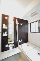 お手入れ楽々の浴室【バス】