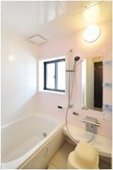 明るい浴室【バス】