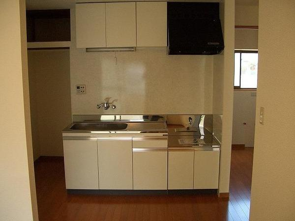 キッチン移設、新規設置【キッチン】