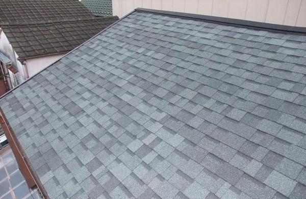 オークリッジプロの屋根へ葺き替え【その他】