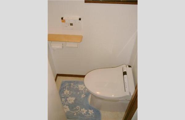 最新型タンクレストイレにリフレッシュ【トイレ】