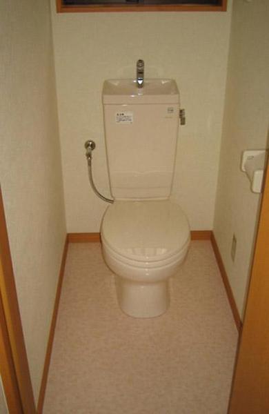 和式だったトイレを洋式に改築【トイレ】