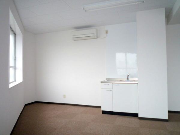 住居→オフィスへ全面改装