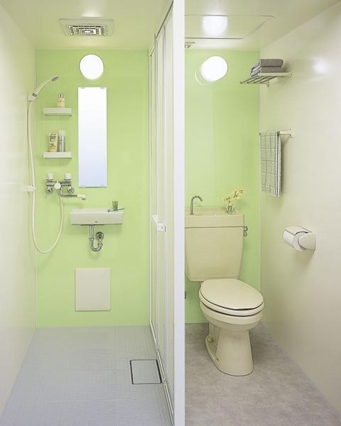 不人気なバス・トイレ一緒を分けました! リフォーム施工事例
