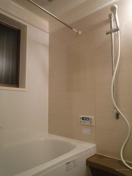 めずらしいサイズの浴室リフォーム