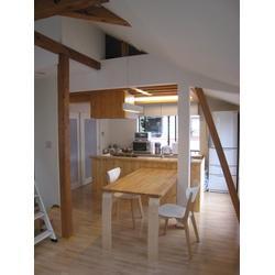 収納スペースと子供部屋確保の発想