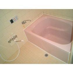 大きな浴槽に交換
