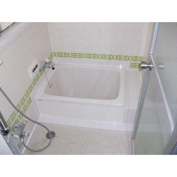 浴槽をリニューアル