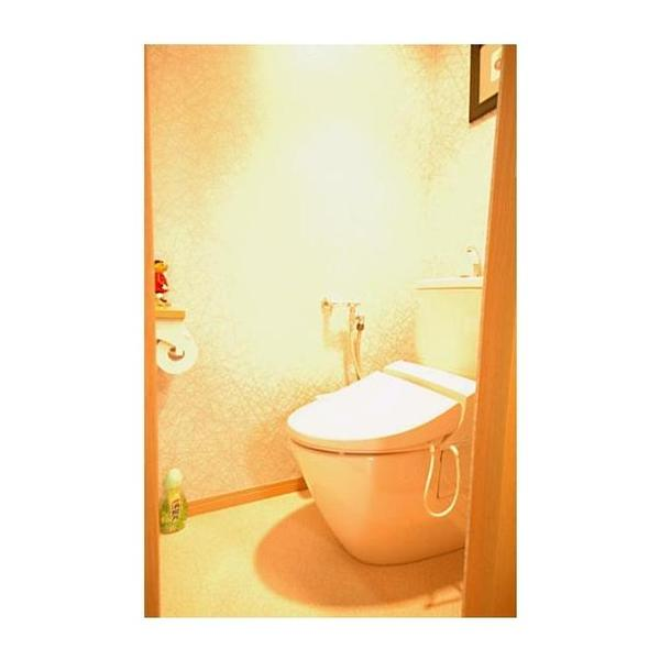 最新のトイレに交換し、内装もやり変え、清潔感のある落ち着きのある空間となっております。