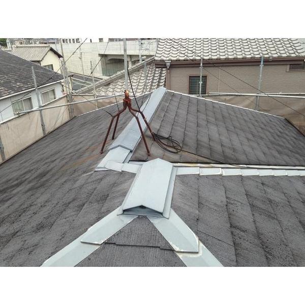 機能性に優れた屋根