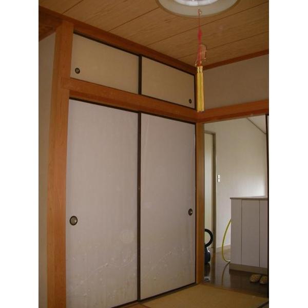 和室を子供部屋2つに改修
