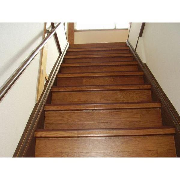 ピカピカの階段