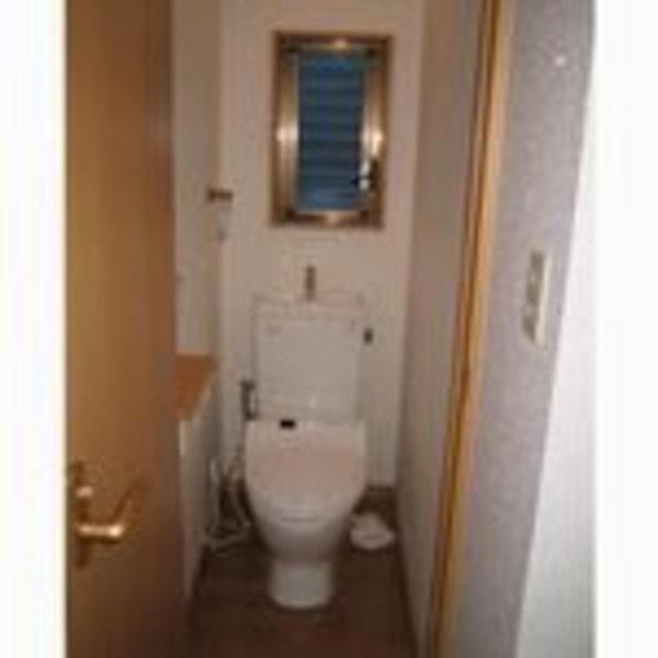 トイレ改築