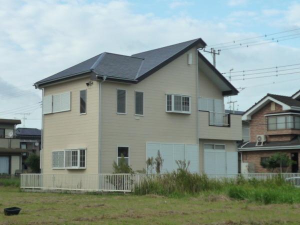 屋根のメンテナンス!塗装リフォーム