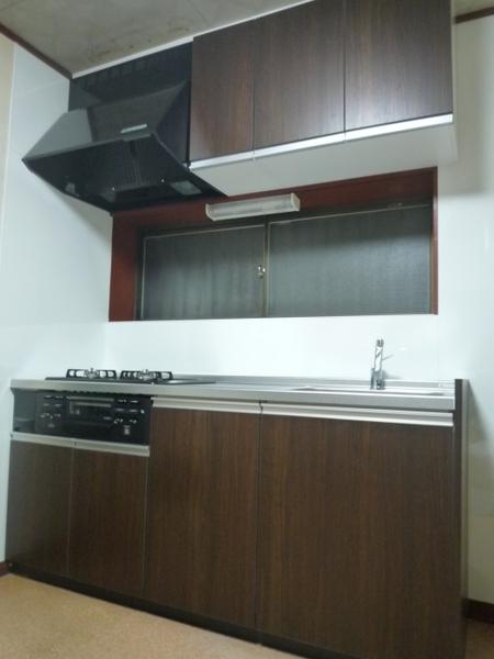 お掃除ラクラク システムキッチン