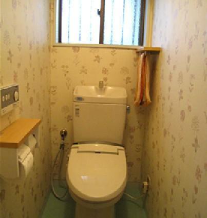 さわやかに使えるトイレ【トイレ】
