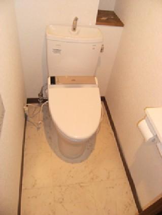 きれいで快適なトイレ【トイレ】