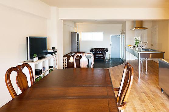 安心感のある過ごしやすい家