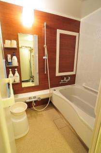 家族みんなのお気に入りとなった浴室