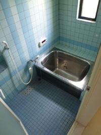 広々お風呂で快適空間