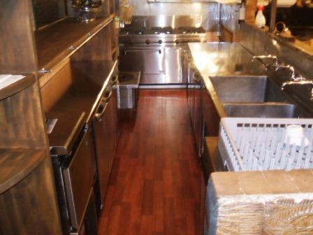 安全で作業効率の高い厨房に