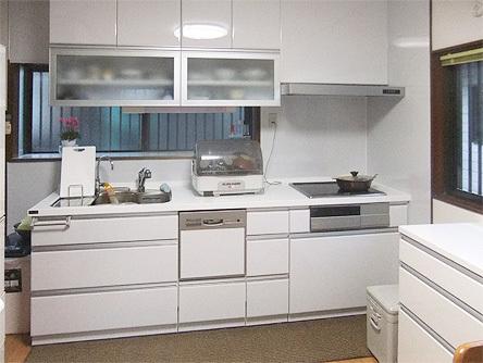 機能性の良いキッチン