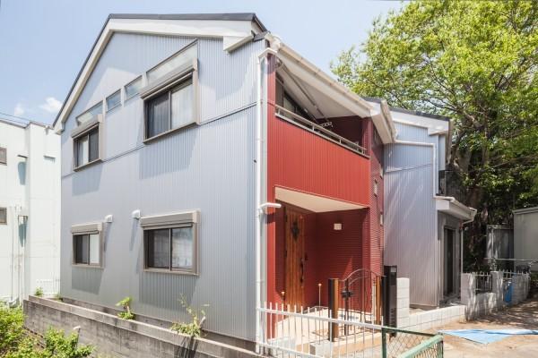 外壁のリフォームで印象が一変   新日本ハウス株式会社