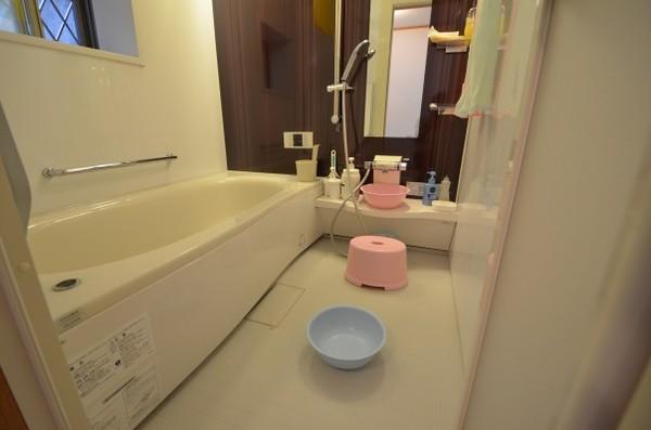 浴室を新しく