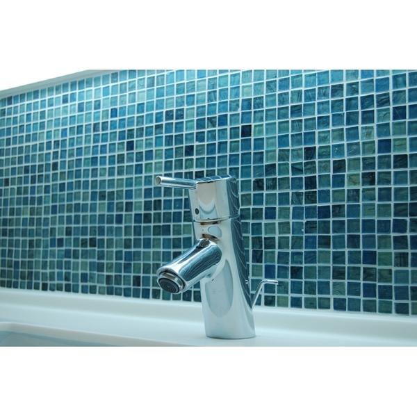 遊び心のある洗面台