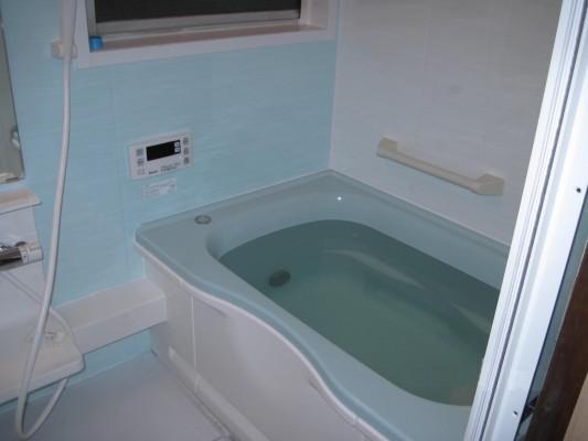 まるで新築!全てが新しくなった浴室