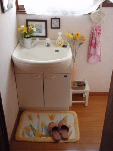 ミニ洗面化粧台