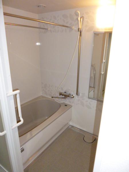 カビに負けないキレイな浴室