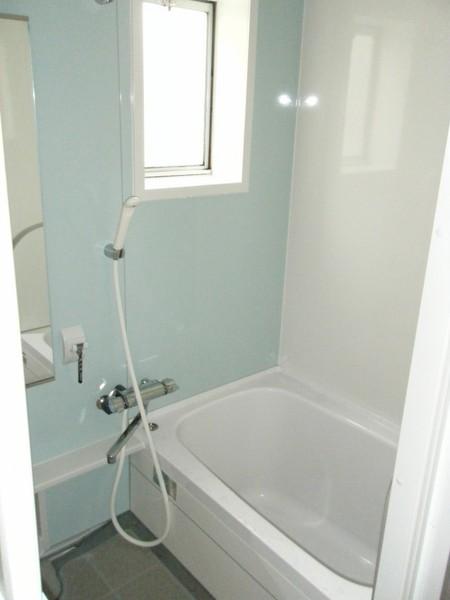 安心バリアフリー浴室