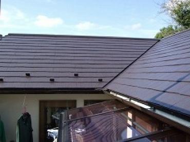 経年劣化した屋根のリフォーム