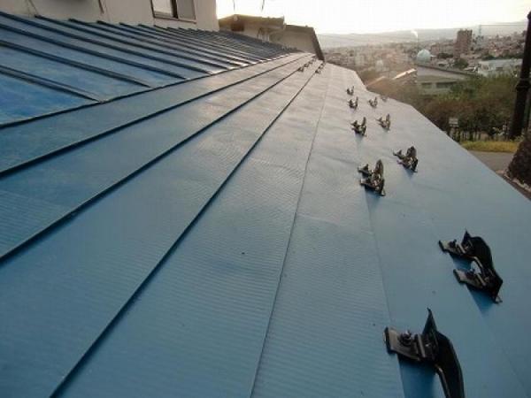 屋根の老朽化を防ぐ